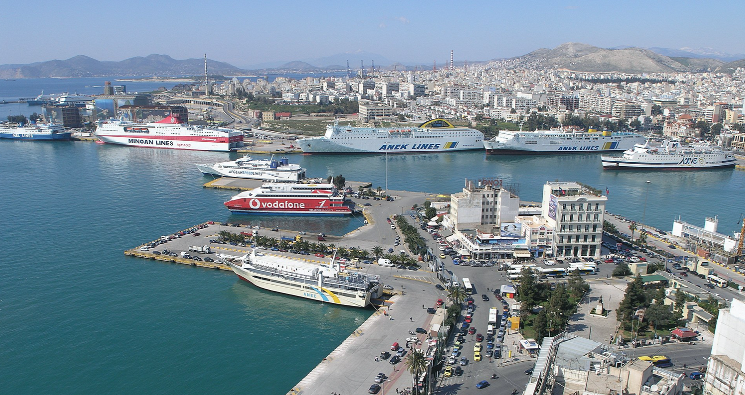 How to get from Athens Airport to Piraeus port